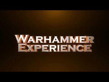 Warhammer Experience 2018